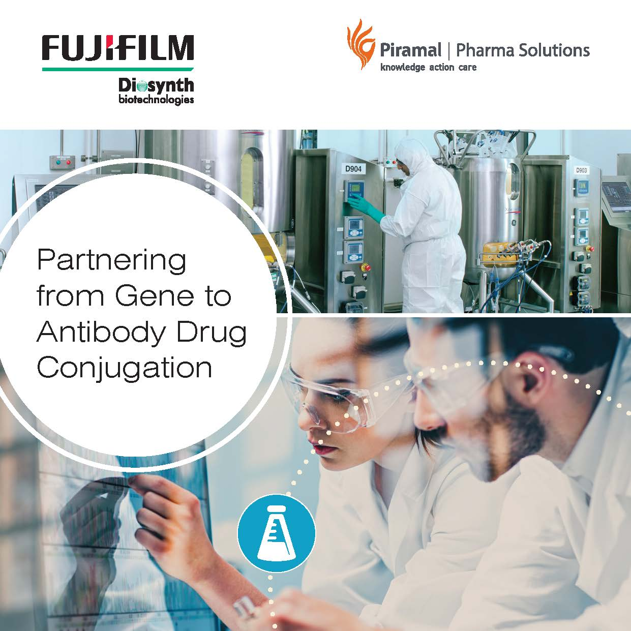 FUJIFILM and Piramal partnership image