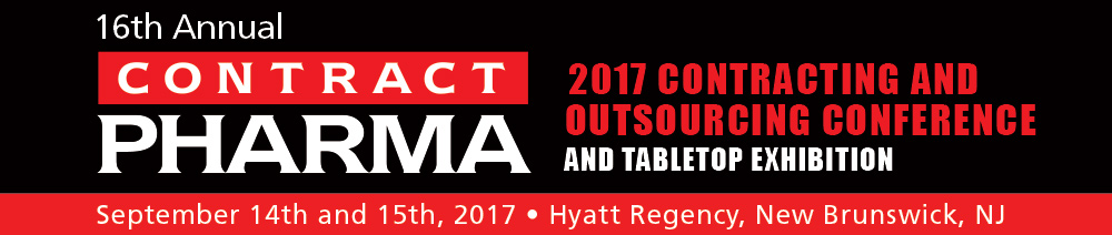 Contract Pharma Contracting & Outsourcing Conference