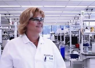 Sharyn Farnsworth, Associate Principal Scientist at FUJIFILM Diosynth