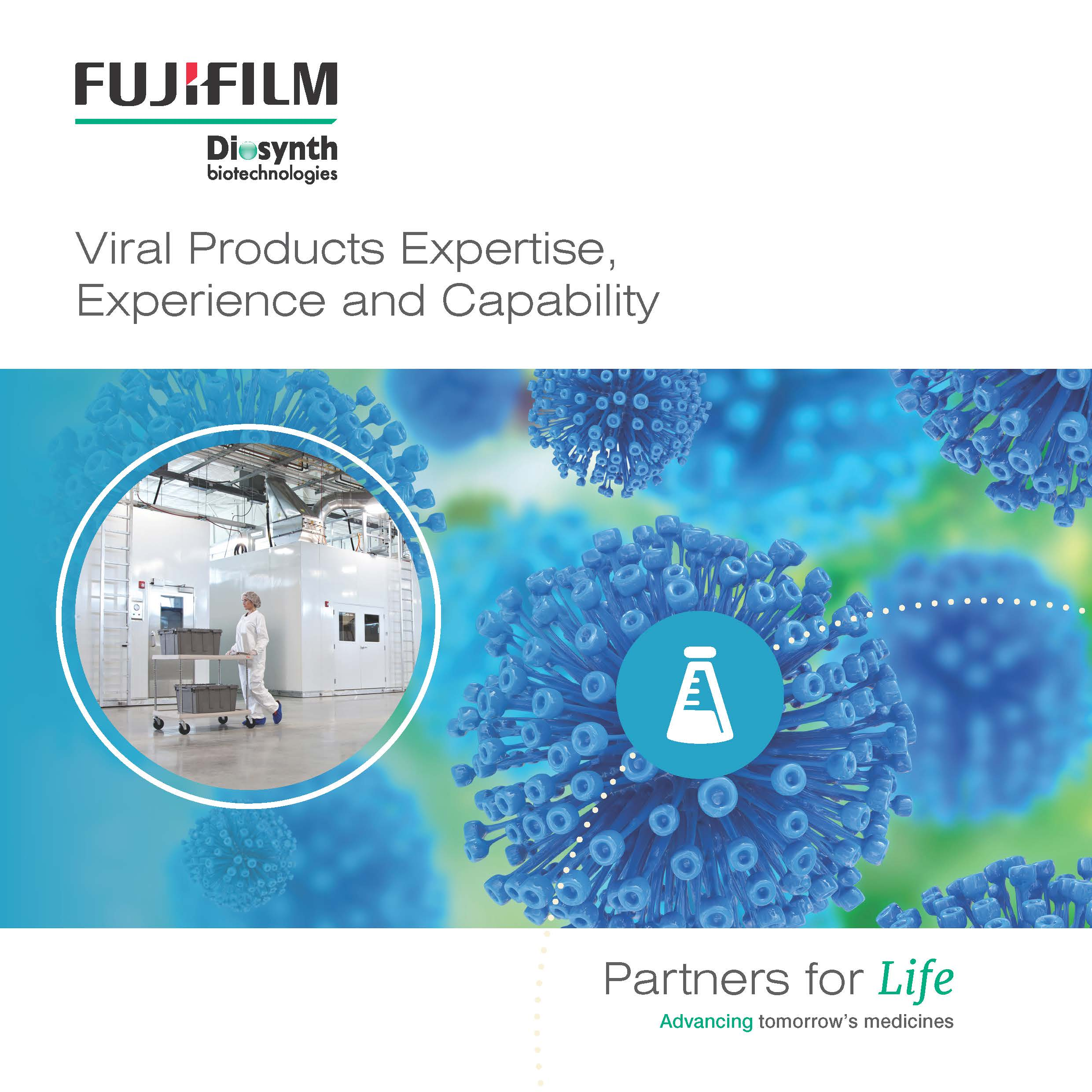 Viral Products Brochure cover photo