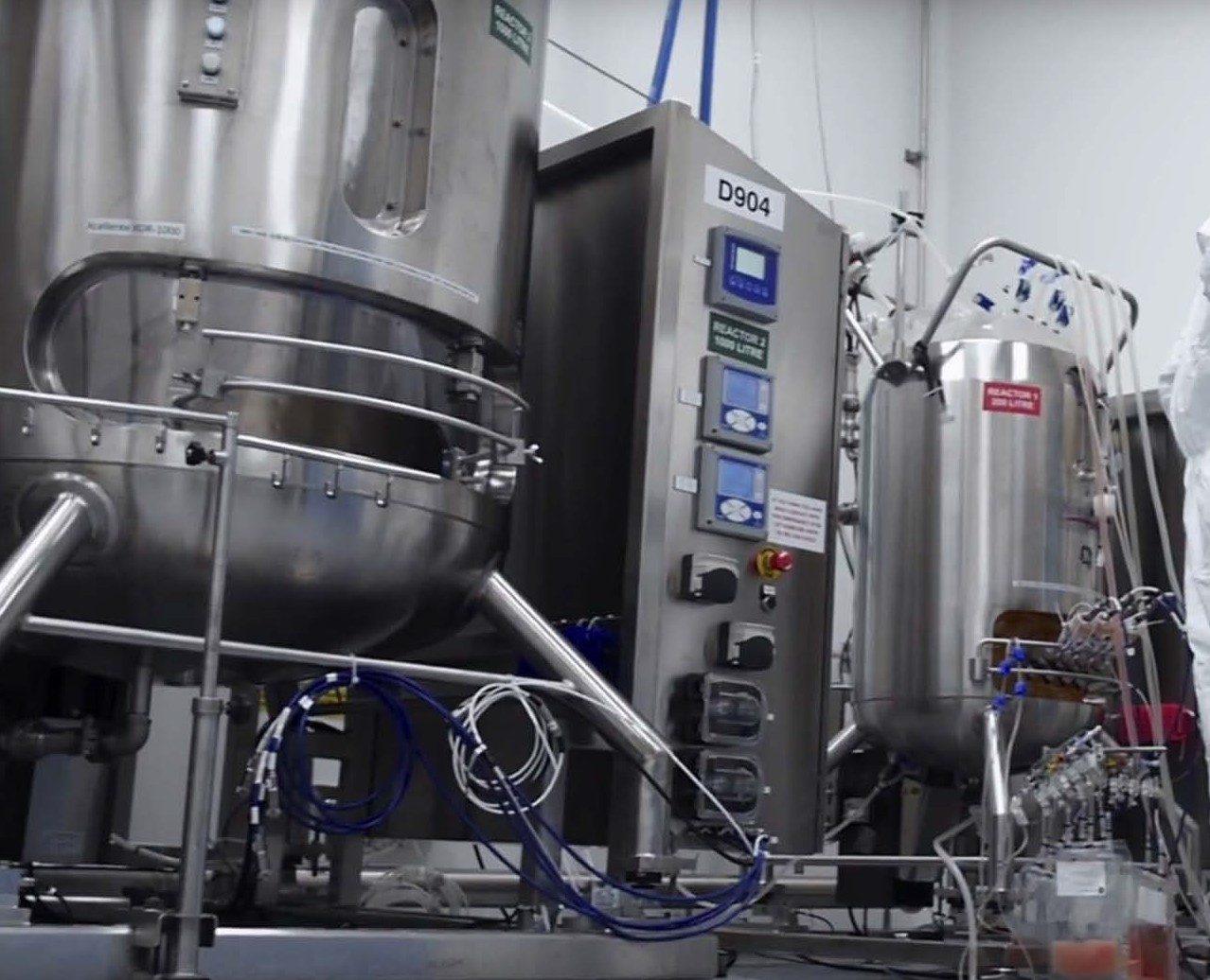 Single-use bioreactor platform