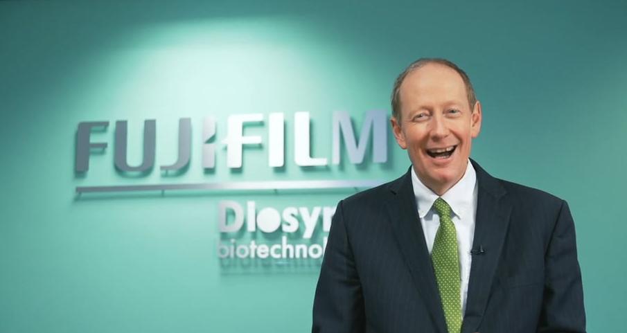 FUJIFILM CEO Advancing tomorrow's medicine video
